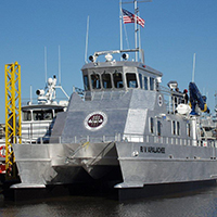RV Apalachee research vessel