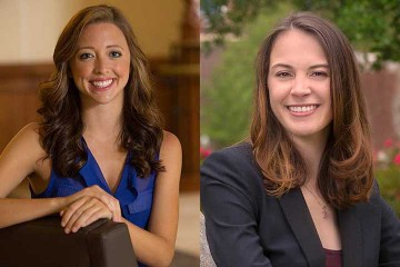 FSU biology majors win Frost Scholarships<br>to study at Oxford