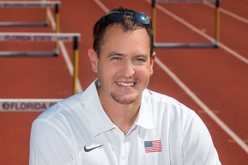 Researcher to serve as USA Track and Field sport psychologist