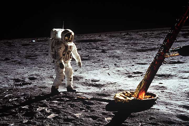 FSU researcher finds Apollo astronauts more likely to experience cardiovascular problems