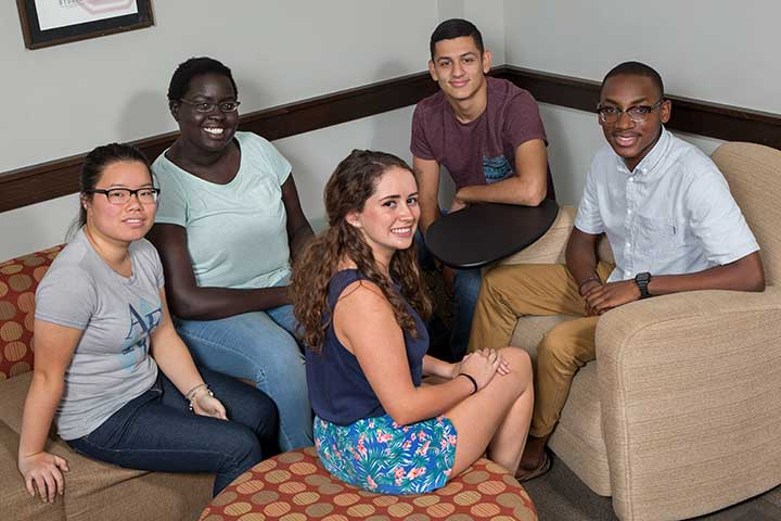 Class act: FSU welcomes talented, diverse group of first-year students