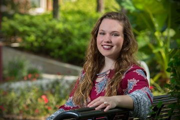 Nursing student works to fulfill dream of serving others