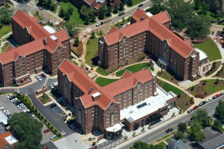 Not your parents' dormitory: FSU opens new residence halls