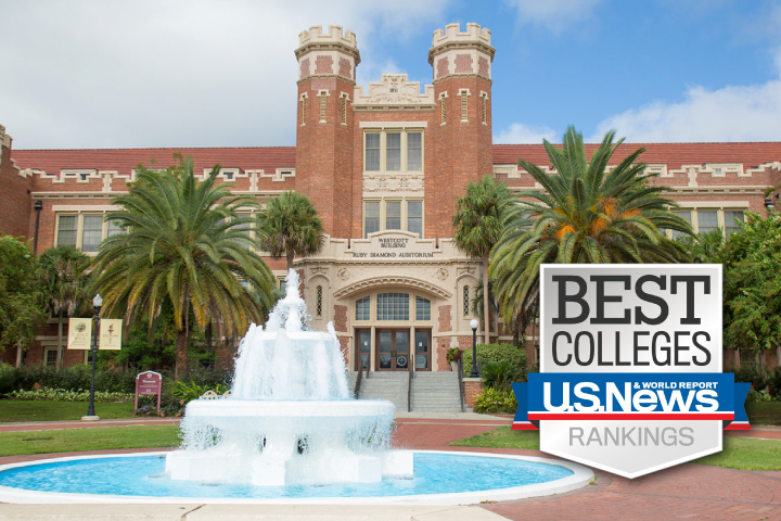 Florida State leaps another five spots in national rankings