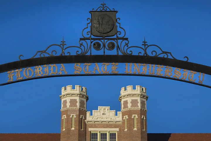 florida state university florida state receives record breaking number of admissions applications