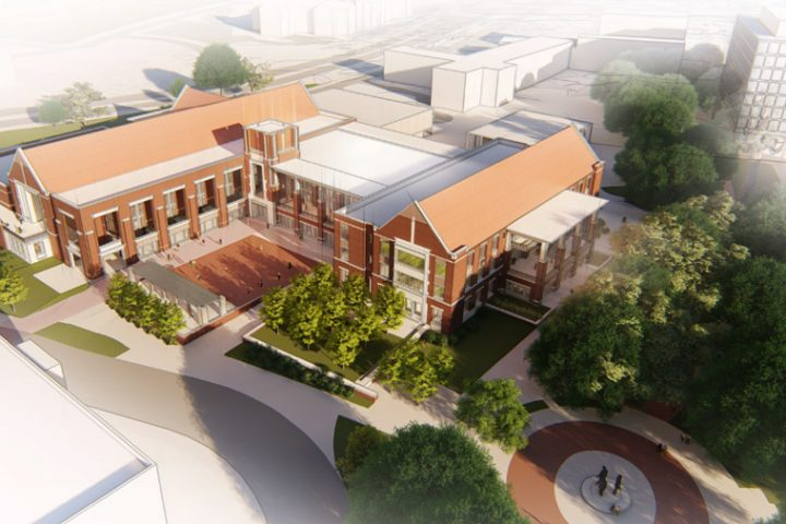 Florida state university fsu looks to the future with new oglesby union fandeluxe Images