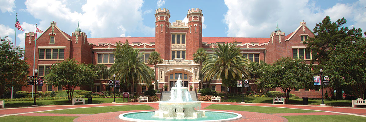 Administration florida state university - University of florida office of admissions ...